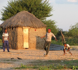 Bushman Music of Botswana - Music of the Kalahari Bushmen or San